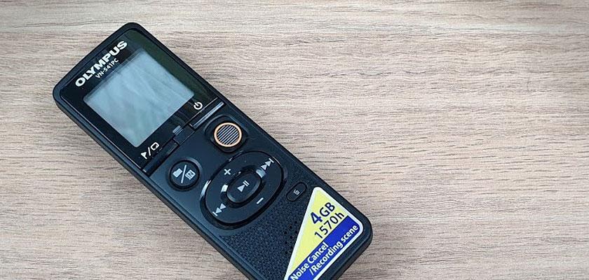 Diktiergerät Olympus VN541-PC - Keyvisual
