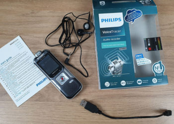 Philips Voice Tracer 6010 - La consegna include
